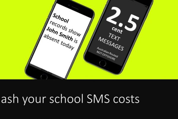 2.5c Texts - slash your school SMS costs